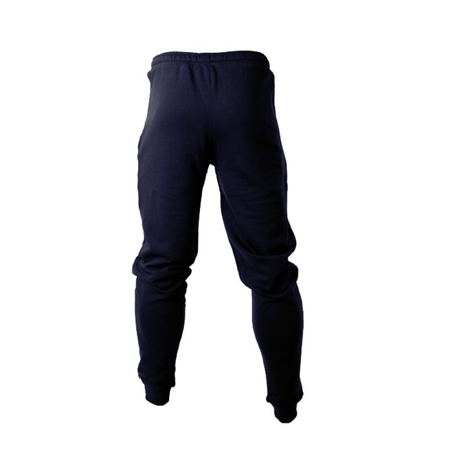 Star Nutrition Tapered Pants, Navy Blue, S