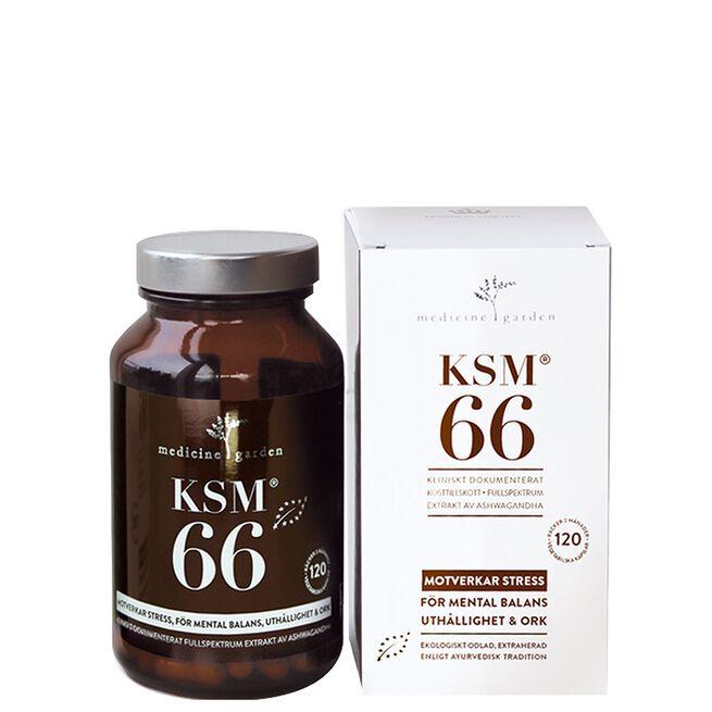 KSM-66, 120 kapslar