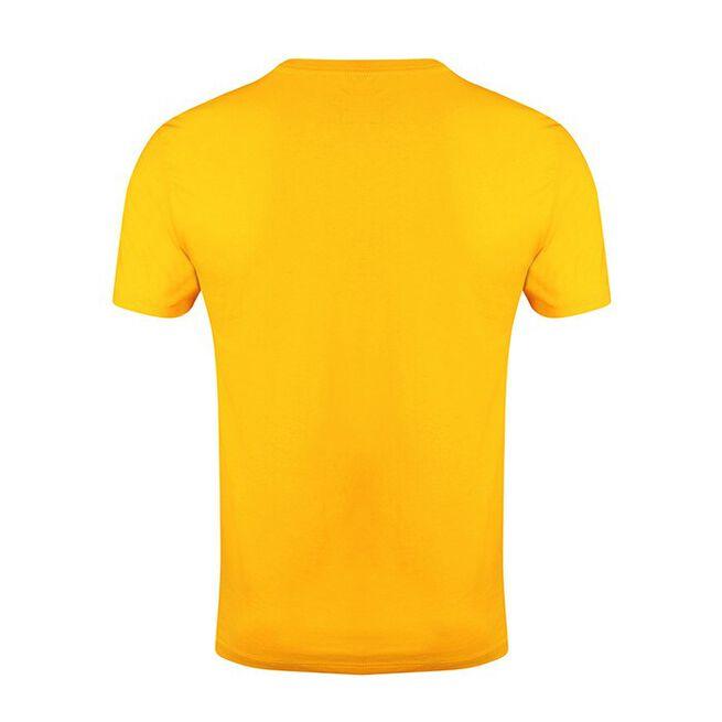Golds Gym Muscle Joe T-shirt, Gold