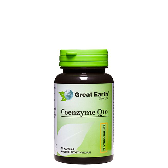Coenzyme Q-10 Great Earth