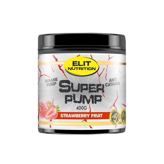 SUPER PUMP, 400 g, Strawberry Fruit