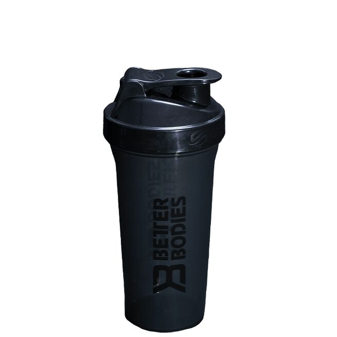 Better Bodies Shaker 0,8L, Black