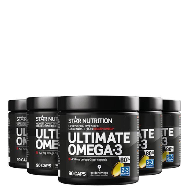 star nutrition ultimate omega 3
