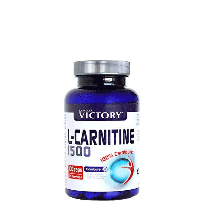 Weider L-Carnitine 1500, 100 caps