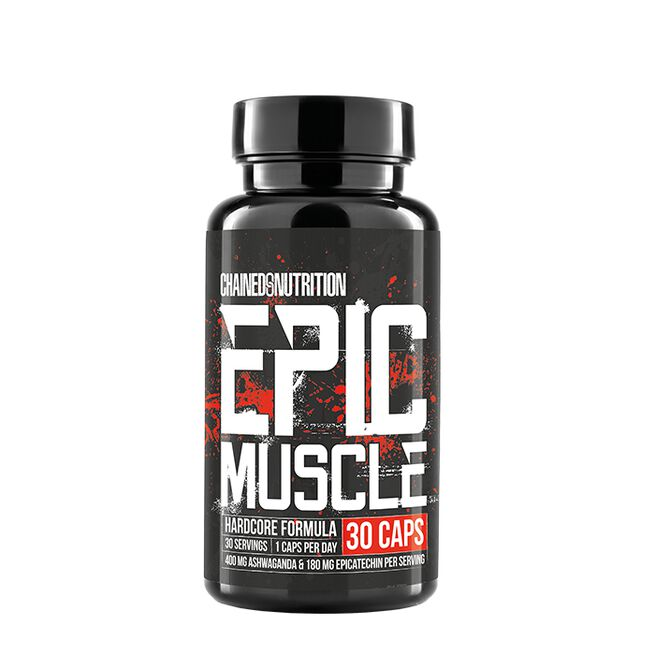Epic Muscle, 30 caps