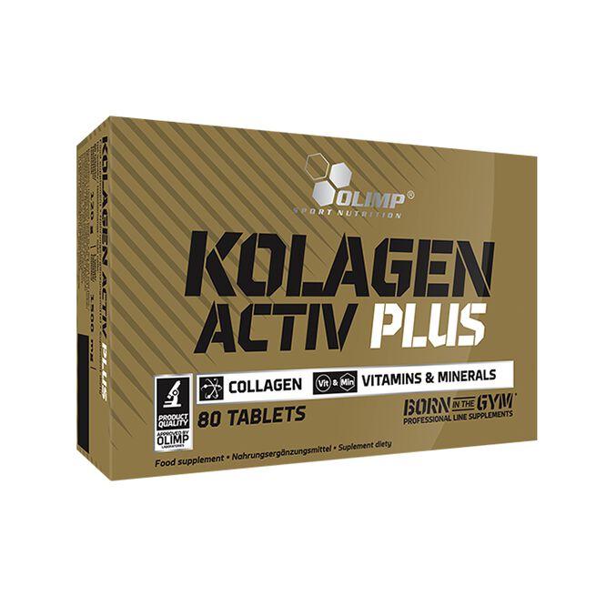 Kolagen Activ Plus sport edition, 80 tabs