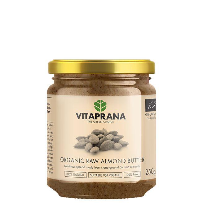 Vitaprana Raw almond butter