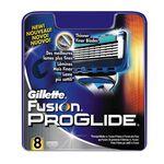 Gillette Blades Male ProGlide Manual, 8 Pack