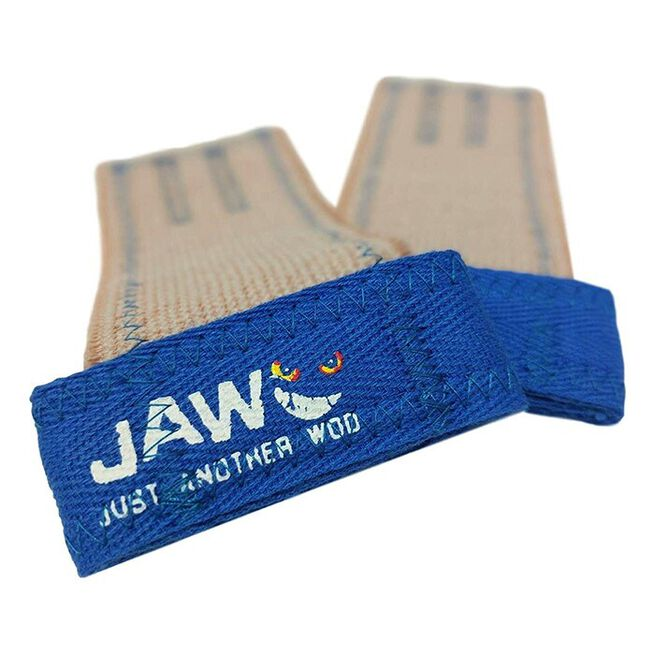 JAW Pullup Grips, Royal Blue, Small
