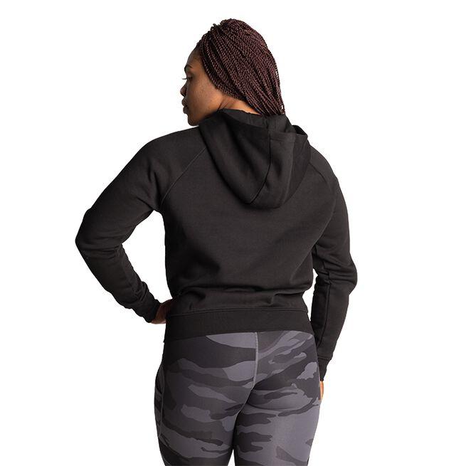 Better Bodies Core Zip Hoodie Black