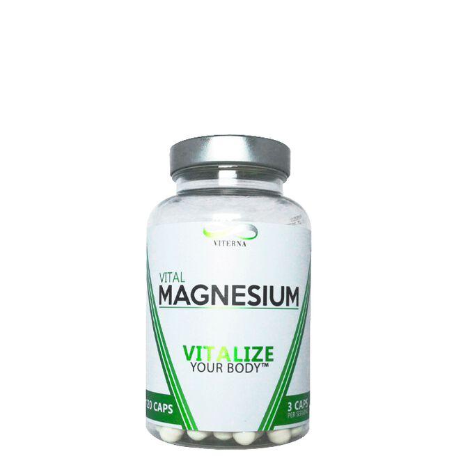 Viterna Magnesium, 120 caps