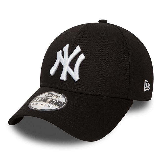39Thirty League Basic New York Yankees, Black/White, M/L