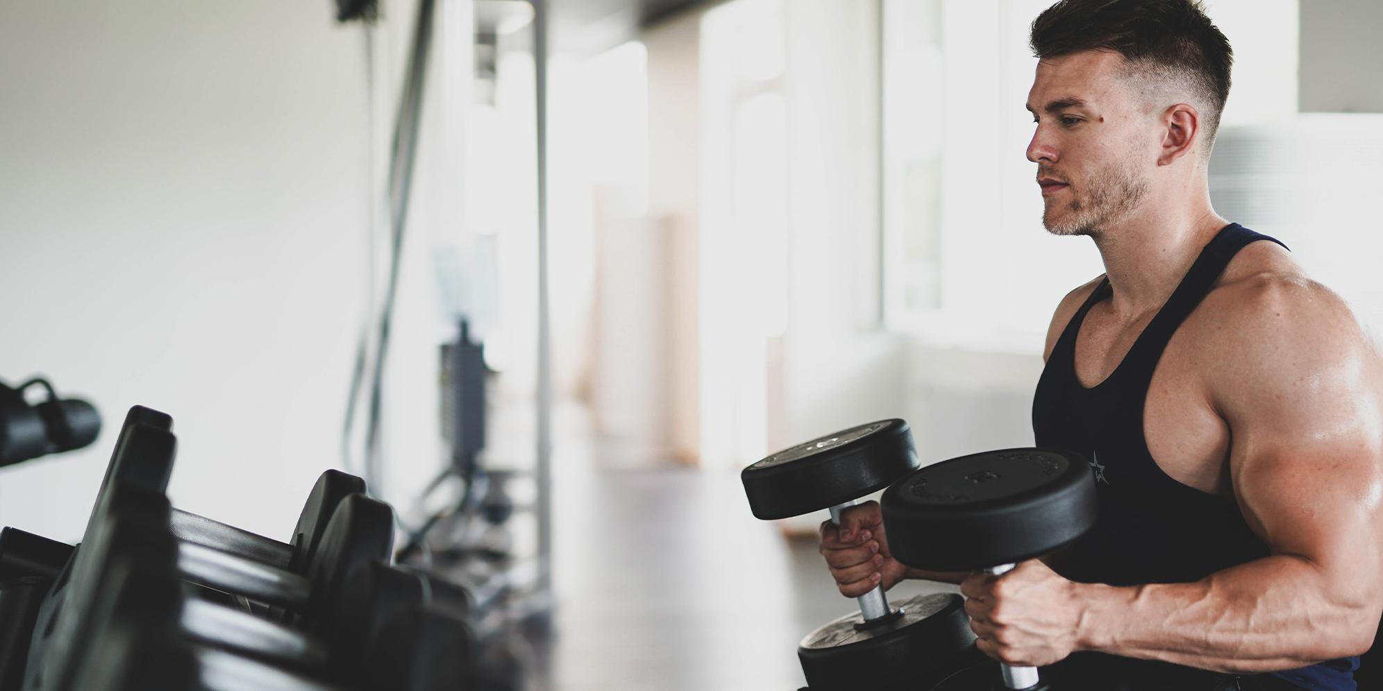 gå upp i vikt gym