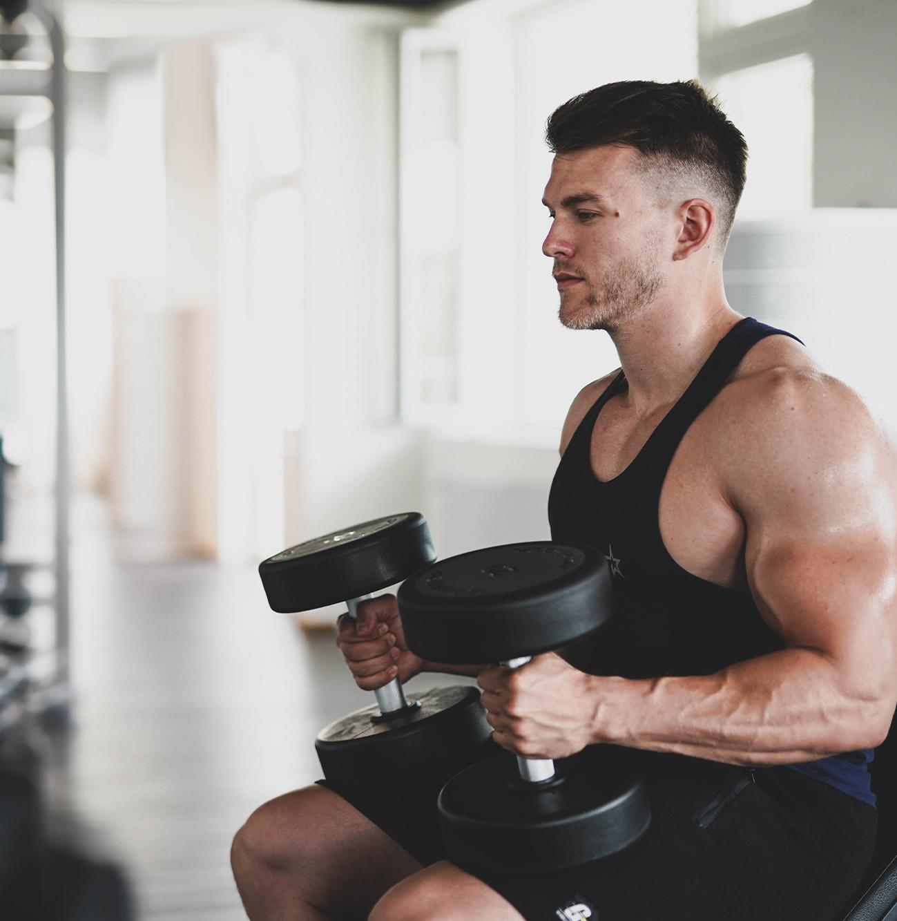 bra kosttillskott vid träning