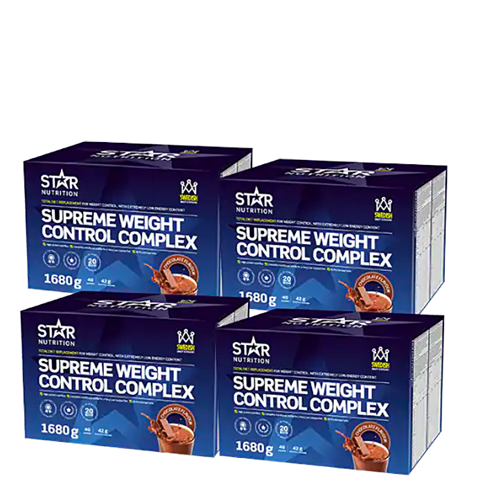 Supreme Weight Control Complex, BIG BUY, 160 servings
