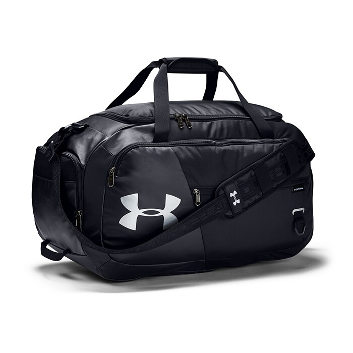 Undeniable Duffel 4.0, Medium, Black