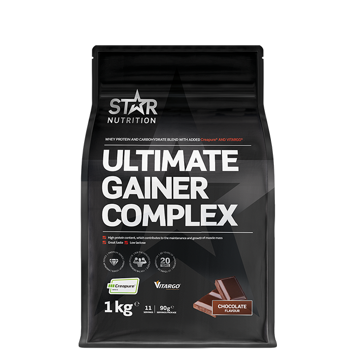 Ultimate Gainer Complex, 1 kg Choklad
