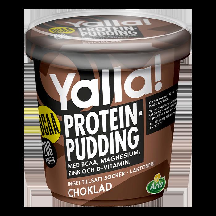 Yalla Proteinpudding BCAA 200g