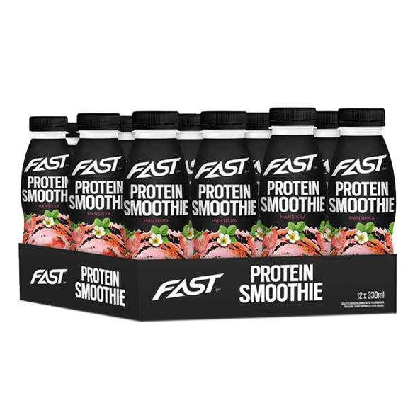 12 x Natural Protein Smoothie, 330 ml