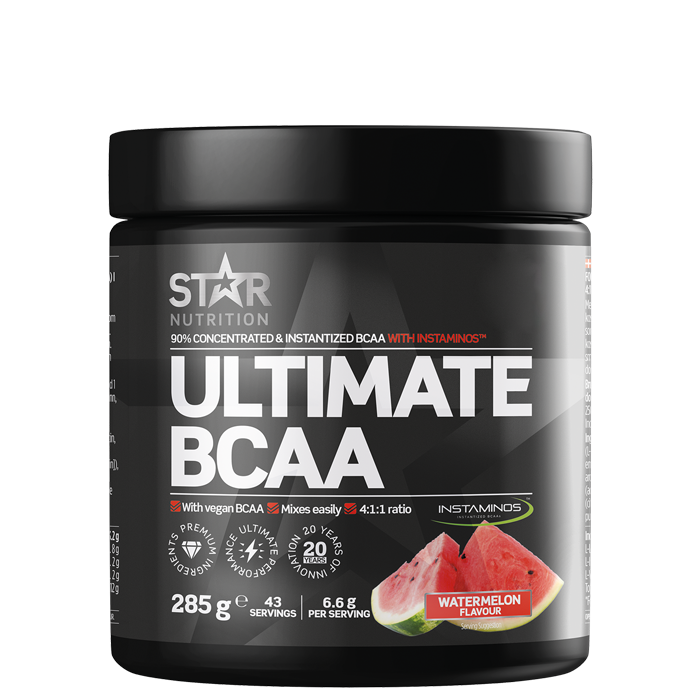 Ultimate BCAA, 285 g Watermelon