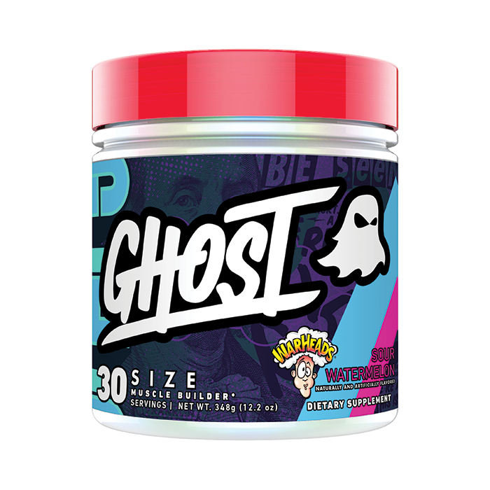 Ghost Size, 348 g