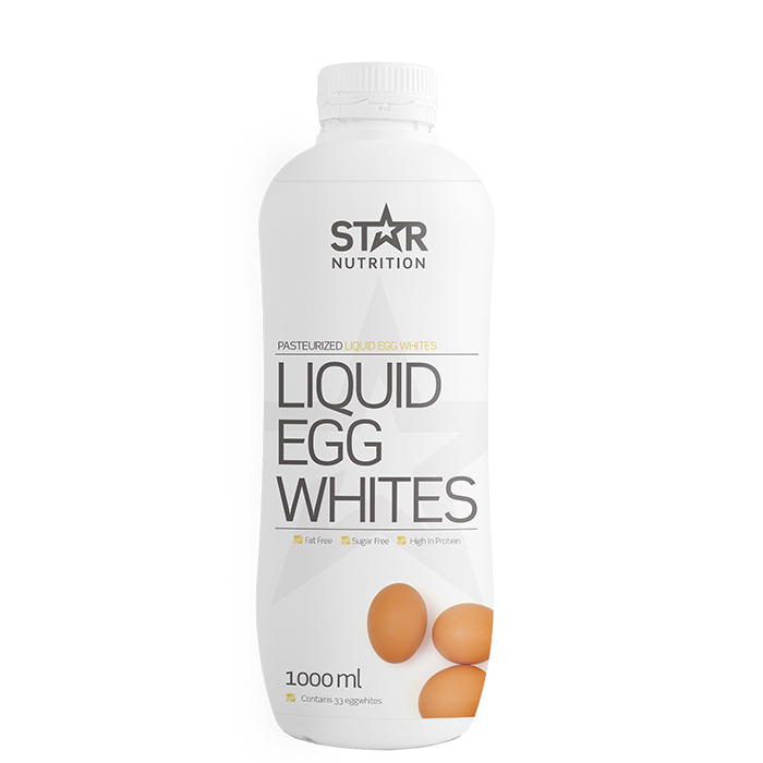 Flytande Äggvita, 1000 ml