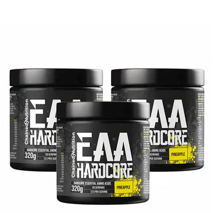 3 x EAA Hardcore, 320 g