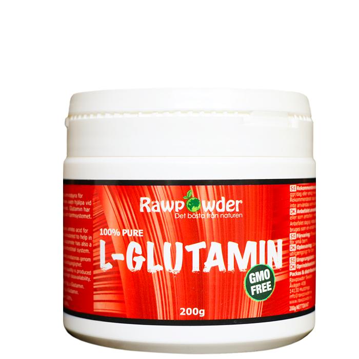 L-Glutamin, 200 g