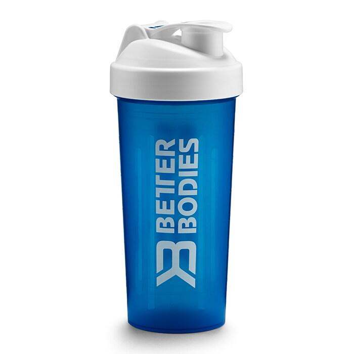 Fitness Shaker 600 ml, Strong Blue