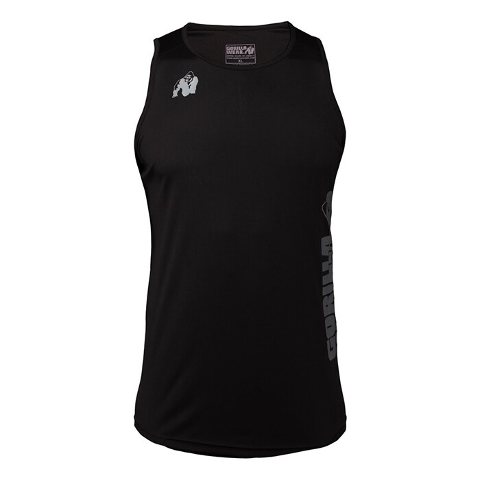 Rockford Tank Top, Black