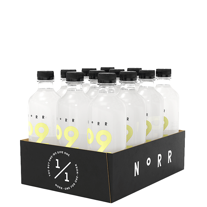 12 x NoRR Hydrate, 500 ml