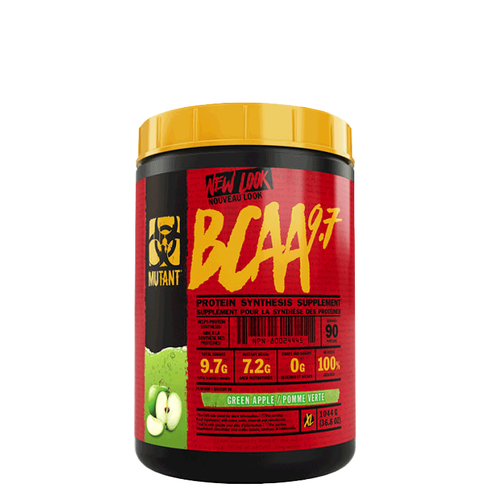 Mutant BCAA 9.7, 90 servings, Pineapple Passion