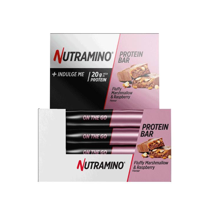 12 x Nutramino Proteinbar, 64 g