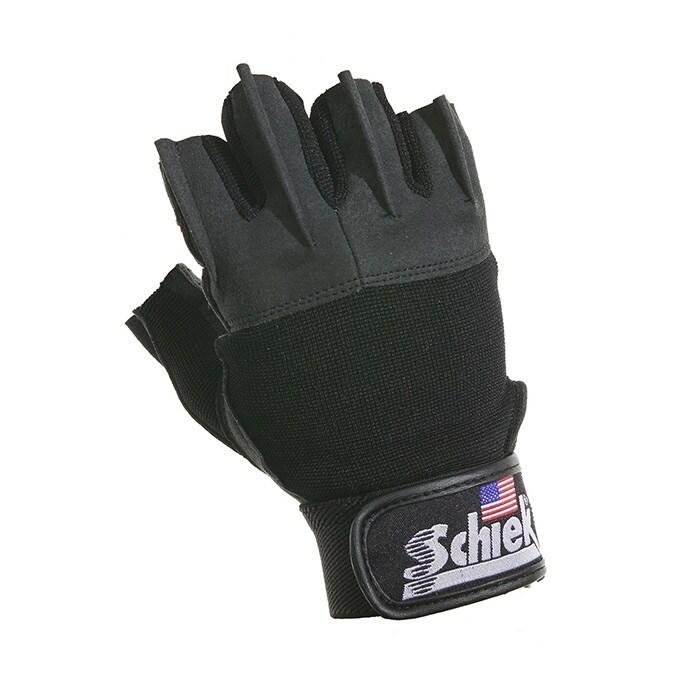 Platinum Gel Lifting Gloves, Black