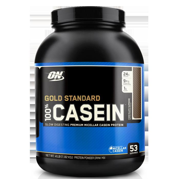 100% Casein Gold Standard, 1818 g