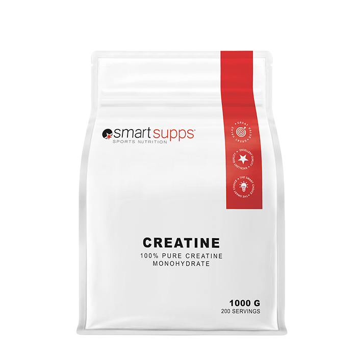 SmartSupps Creatine Monohydrate, 1 kg