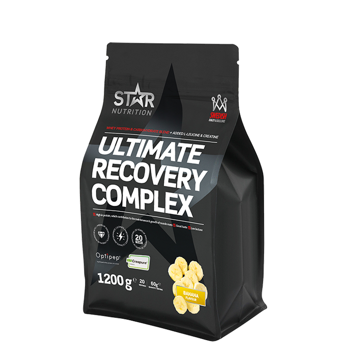 Ultimate Recovery Complex 1.2kg Banana