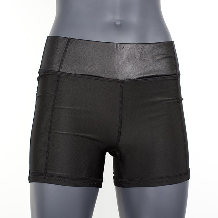 Gymgrossisten Hotpants, Black