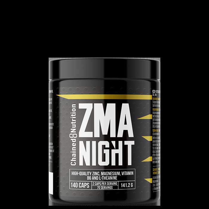 ZMA Night, 140 caps