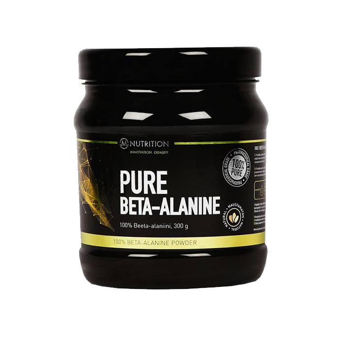 Pure Beta-alanine, 300 g, Unflavored