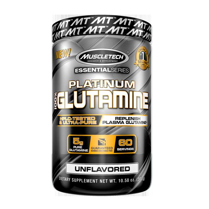100% Platinum Glutamine, 300g