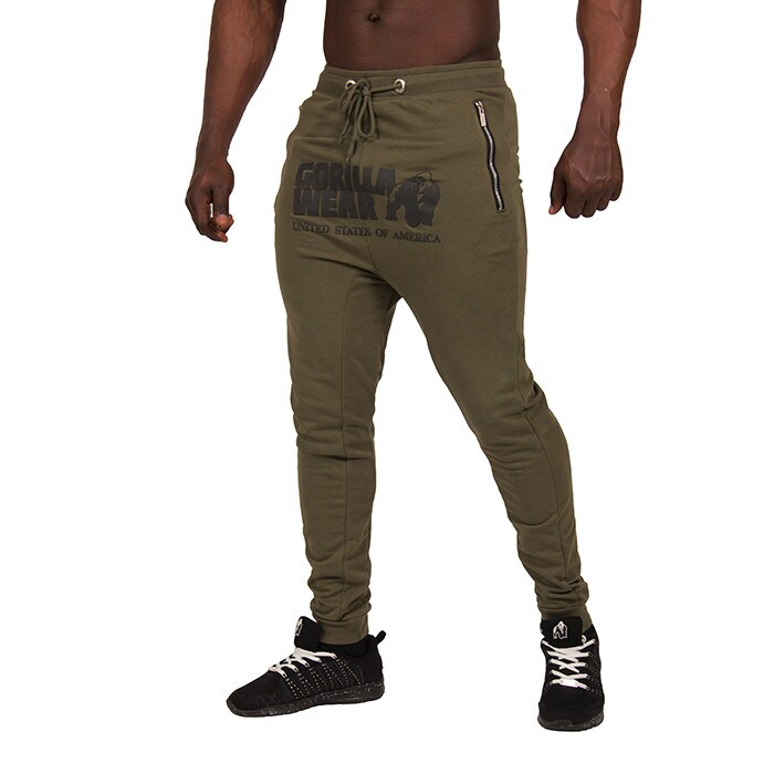 Alabama Drop Crotch, Army Green