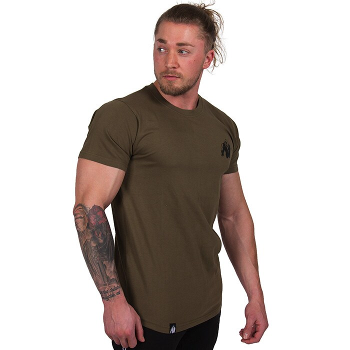 Bodega T-Shirt, Army Green