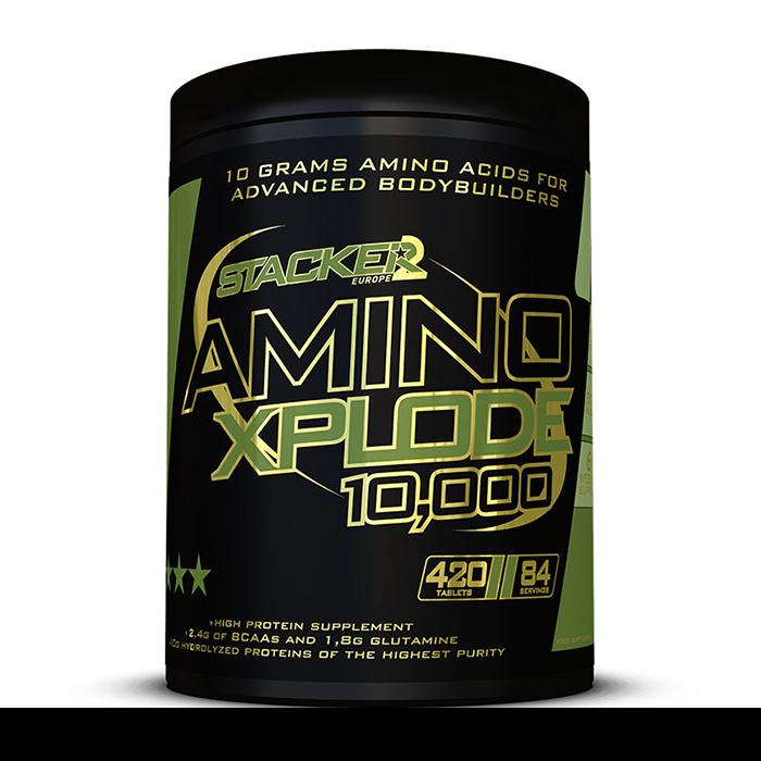 Amino Xplode 10,000, 420 caps