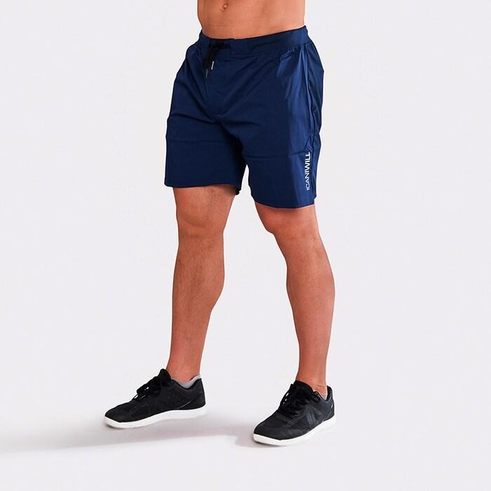 ICANIWILL Perform Short Shorts, Navy
