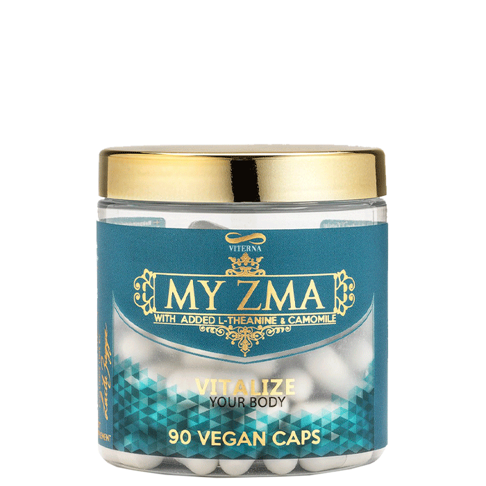 My ZMA By Laila Bagge, 90 caps