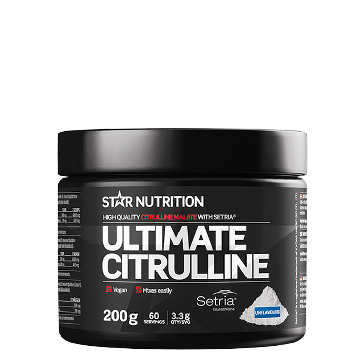 Ultimate Citrulline, 200 g
