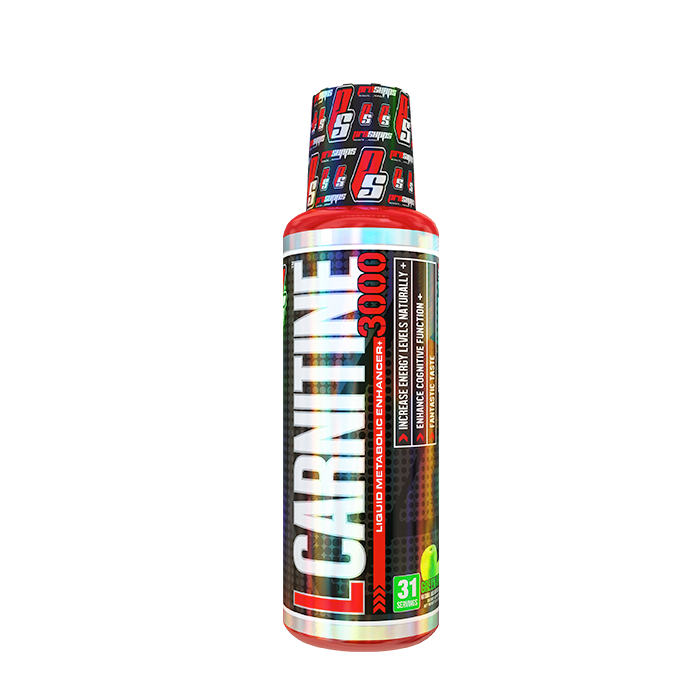 L-Carnitine 3000, 31 servings Green Apple