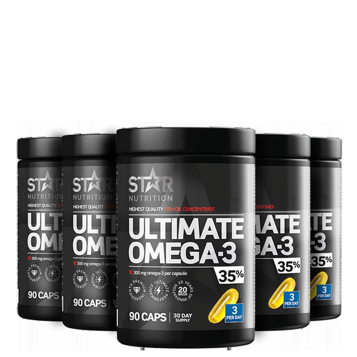 Ultimate Omega-3, BIG BUY, 450 caps