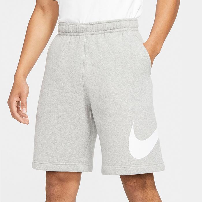 Nike Club Shorts Swoosh GX, Grey